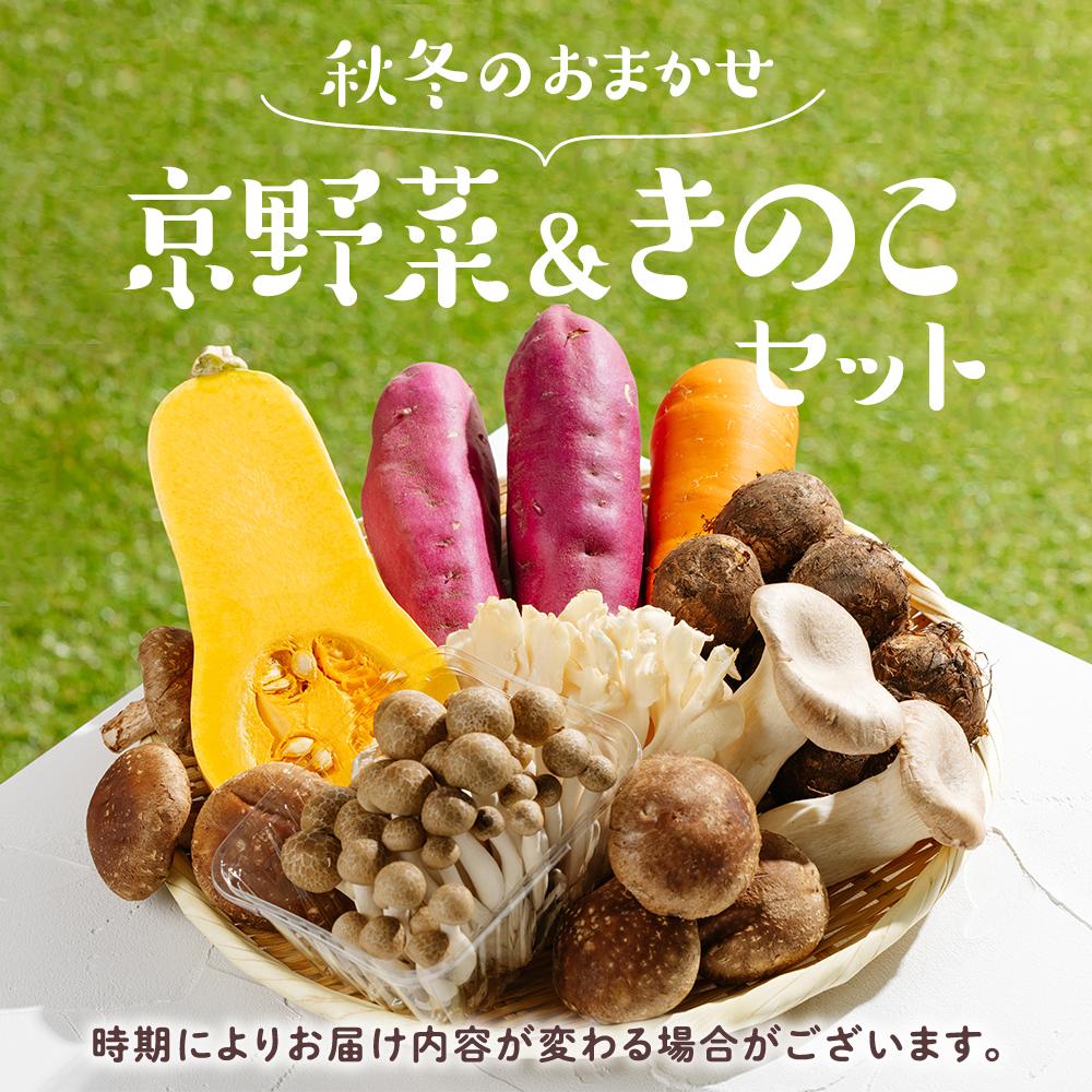 野菜きのこセット