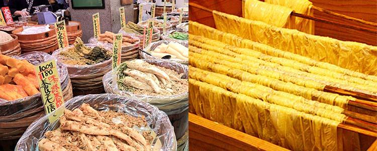 錦市場と京の食文化