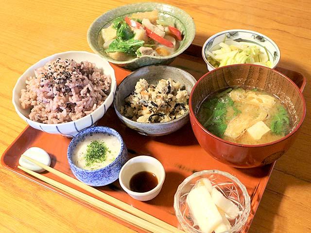 錦市場と京の食文化・おばんざい