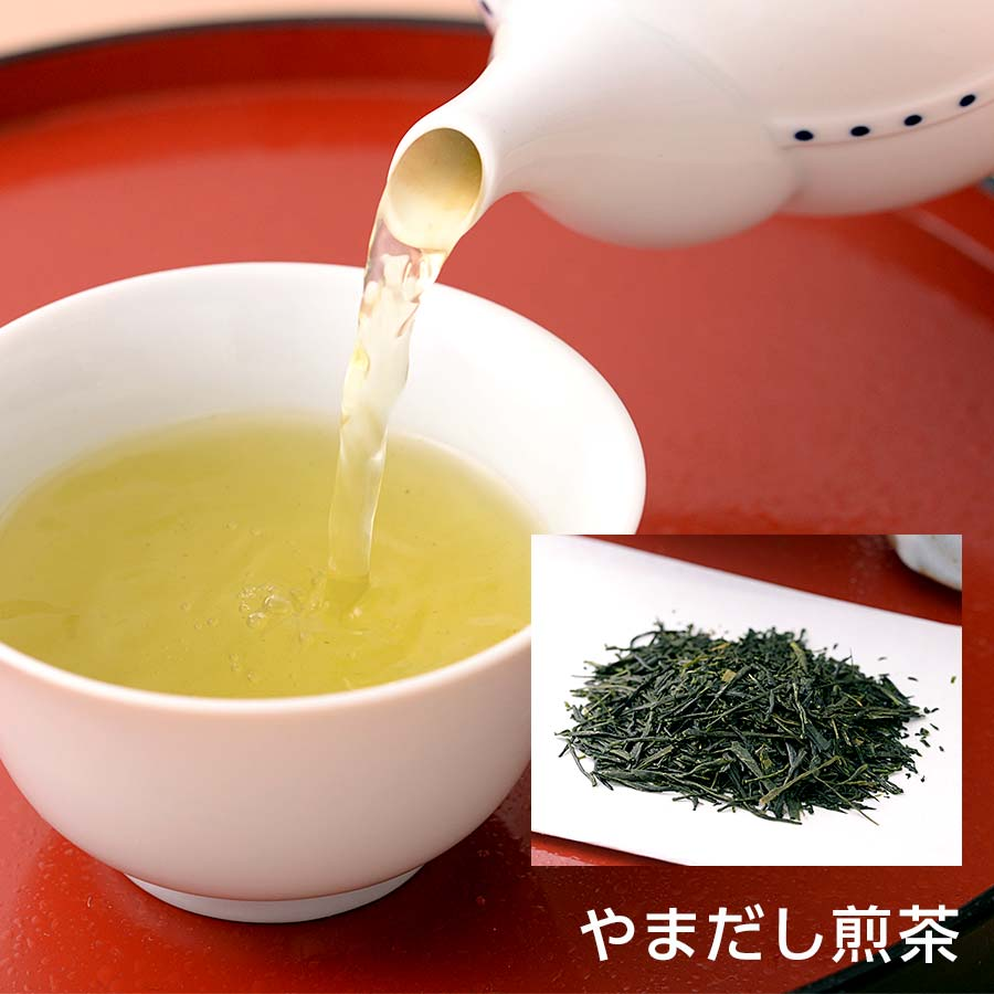 やまだし煎茶 100g 錦市場【茶・やまだしや】