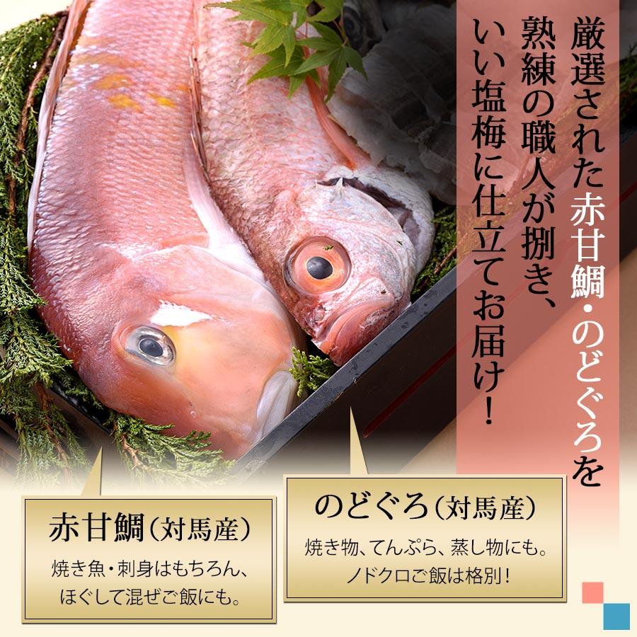京の料理人が認める鮮魚店のおすすめ 鮮魚詰め合わせ【錦厳選セット】