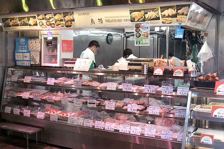 鶏肉専門店 鳥清