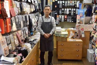 京都・錦 レッグヤスダ・「もっと身近に絹製品を」上質で天然素材製品のお店